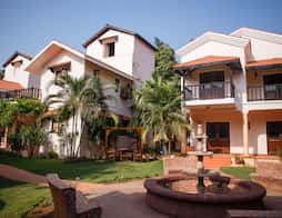 Amour Resort in Goa