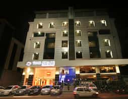 Time Square - The Landmark Hotel in Hyderabad