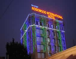 Rosewood International Hotel in Bangalore