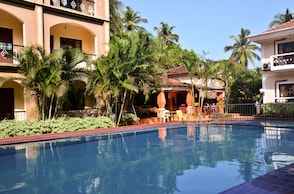 Atlanta Beach Hotel Goa