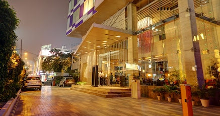 Mosaic A Business Boutique Hotel In Noida
