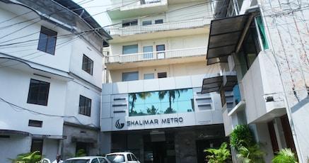 Shalimar Metro Ernakulam South Junction
