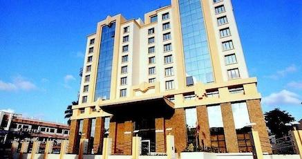 Regenta Central Deccan Chennai By Royal Orchid Hotels