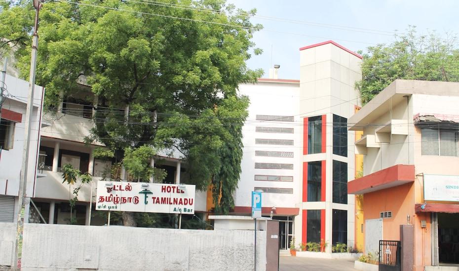 Hotel Tamilnadu A Ttdc Madurai Book Rooms Online Night