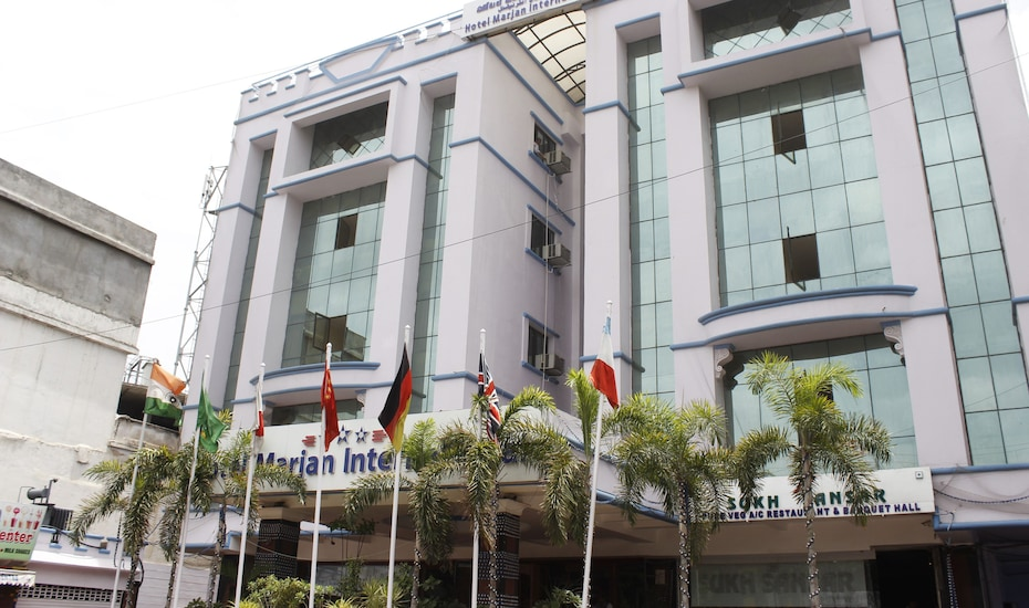 Hotel Marjan International