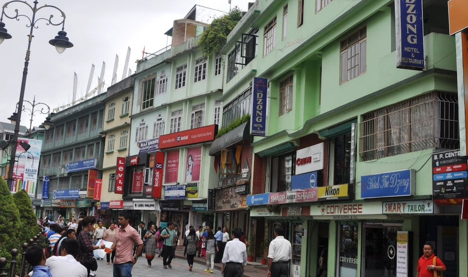 Hotel The Dzong Gangtok Book Rooms Online 2383 Night Yatra